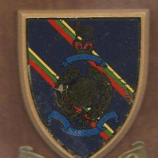 Militaria: ANTIGUA METOPA DE ROYAL MARINES DE GIBRALTAR. Lote 38946009