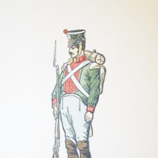 Militaria: SOLDADOS. MILITARIA.. Lote 39435174