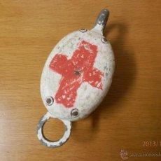 Militaria: POLEA BARCO CRUZ ROJA. Lote 40553079