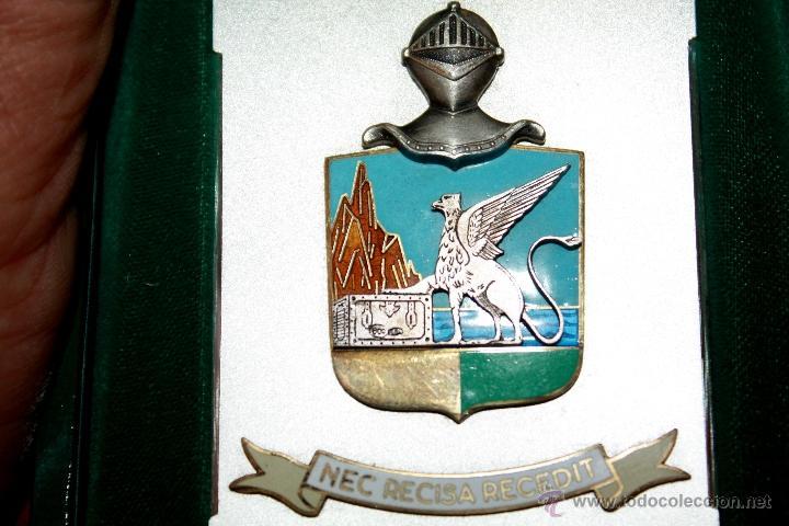 Militaria: PLACA O MEDALLA DEL CUERPO DE GUARDA DE FINANZAS O GUARDIA DE ADUANAS,PLATA DE LEY - Foto 2 - 41204912