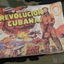 Militaria: ALBUM DE LA REVOLUCIÓN CUBANA. ÁLBUM DE CROMOS. Lote 42003144