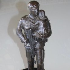 Militaria: FIGURA MILITAR. SOLDADO SOLDADOS DE LA OTAN EN LA GUERRA DE LOS BALCANES. BOSNIA, KOSOVO. Lote 44984538