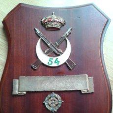 Militaria: METOPA DE REGULARES. Lote 45531230