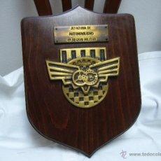 Militaria: METOPA JEFATURA DE AUTOMOVILISMO 4ª REGIÓN MILITAR. Lote 46323474