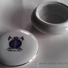 Militaria: JOYERO REGIMIENTO DE CABALLERÍA PAVIA Nº 4. Lote 46352317