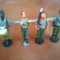 Militaria: SEMANA SANTA MALAGA PASO CON LOS LEGIONARIOS. Lote 46982411
