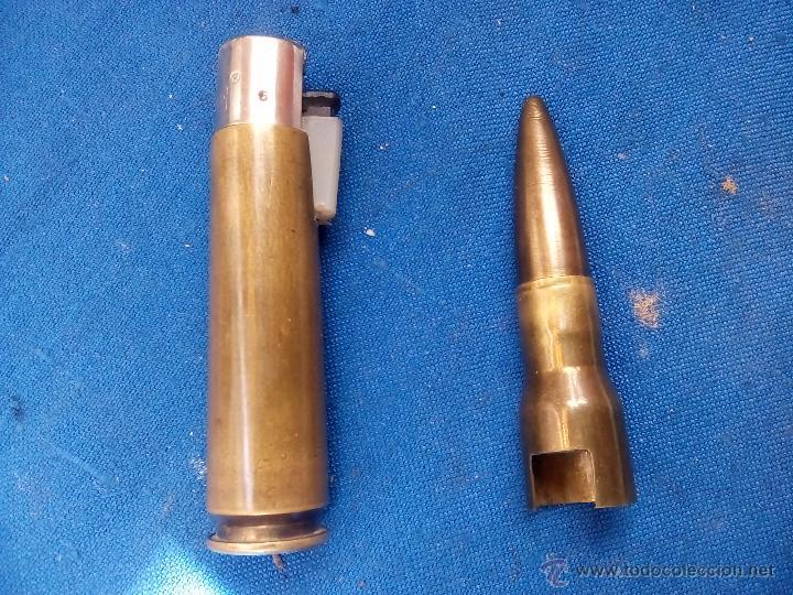 Militaria: MECHERO BALA - Foto 3 - 50727507