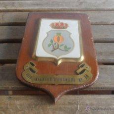 Militaria: METOPA REGIMIENTO INFANTERIA GRANADA Nº 34 . Lote 50918188