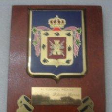 Militaria: METOPA REGIMIENTO MIXTO INGENIEROS CANARIAS. Lote 51534357