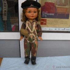 Militaria: MUÑECA PARACAIDISTA. Lote 51656956