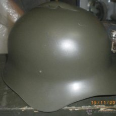 Militaria: CASCO RUSO SSH 36, GUERRA CIVIL, 2ª GM. Lote 52859569
