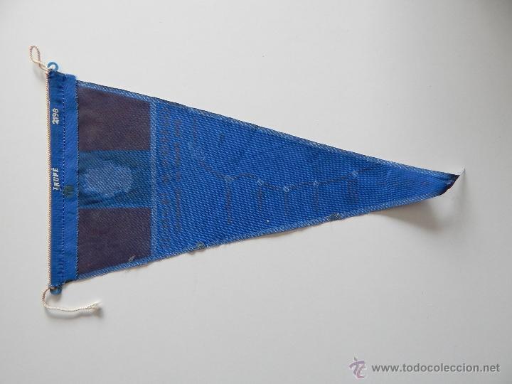 Militaria: Banderín Guardia de Franco. Dto. Prov. de Deportes - 1964 - Foto 5 - 53694537