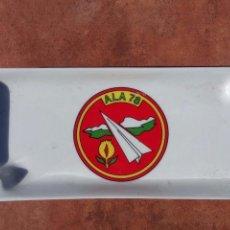 Militaria: CENICERO BASE AEREA DE ARMILLA GRANADA , ALA 78. Lote 54149743