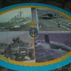 Militaria: ARMADA ESPAÑOLA. ALFOMBRILLA DE RATON. Lote 67365065