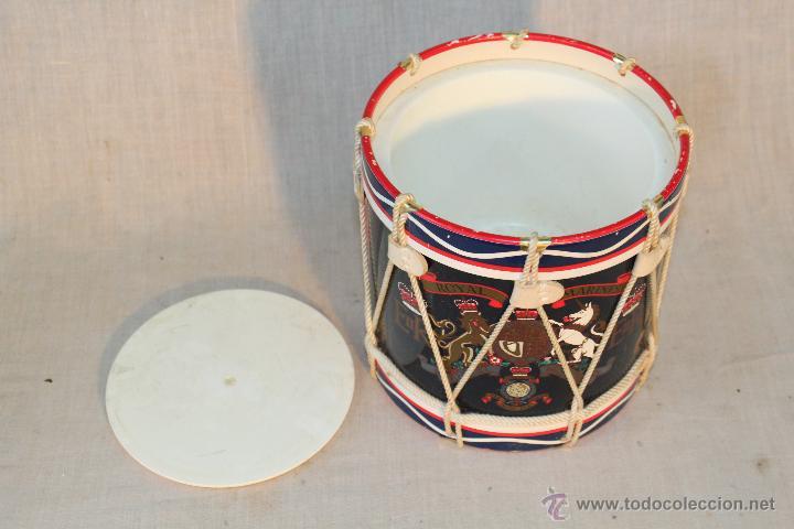 Militaria: caja tambor royal marines - Foto 4 - 54431920