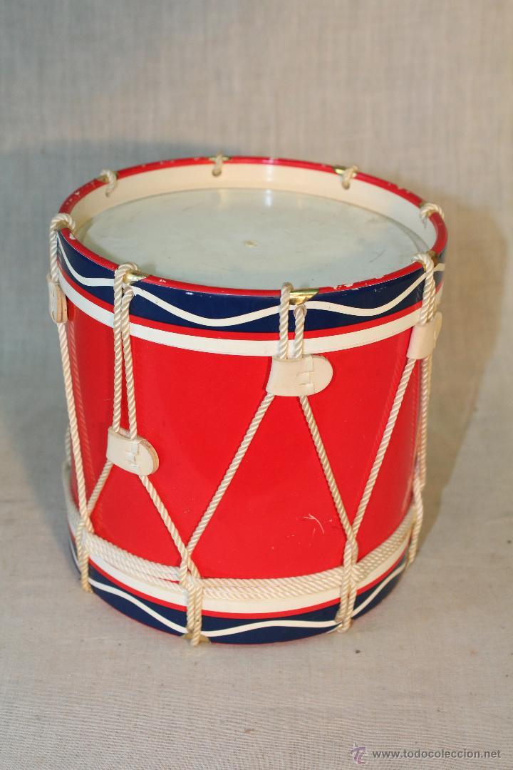 Militaria: caja tambor royal marines - Foto 6 - 54431920