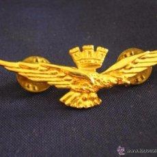 Militaria: DISTINTIVO DE PILOTO ITALIANO. AERONAUTICA MILITARE ITALIANA.. Lote 55062863
