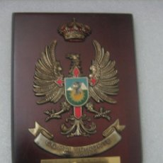 Militaria: METOPA ZIR-NORTE ZARAGOZA. Lote 118220190