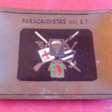 Militaria: CENICERO PARACAIDISTAS DEL EJERCITO DE TIERRA. Lote 56006899