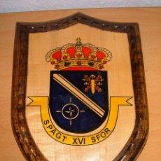 Militaria: METOPA MILITAR SPAGT XVI, BOSNIA-HERZEGOVINA 2001. Lote 56883913