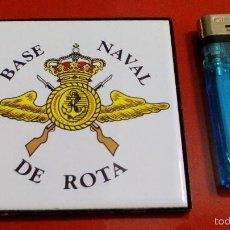 Militaria: BASE NAVAL DE ROTA. Lote 57137405