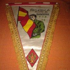 Militaria: CAMPAMENTO CAMPOSOTO CIR 16 RECUERDO JURA BANDERA. Lote 57893557