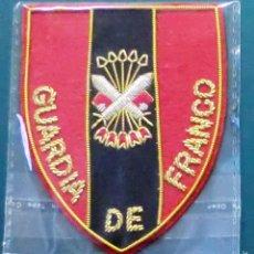 Militaria: PARCHE DE BRAZO DE LA GUARDIA DE FRANCO. Lote 107972227