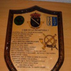 Militaria: METOPA MILITAR SPAGT XVI, BOSNIA-HERZEGOVINA 2001. Lote 58014800
