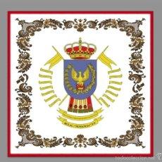 Militaria: AZULEJO 20X20 DEL REGIMIENTO DE CABALLERIA Nº9 NUMANCIA.. Lote 58194644