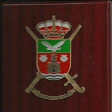 Militaria: RARA METOPA DE LA CUARTA SUBINSPECCION GENERAL DEL EJERCITO DE 25 X 17,5 CM.. Lote 58508008