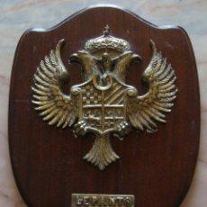 Militaria: (TC-8) METOPA LEPANTO BRONCE BONITA PIEZA. Lote 60746359