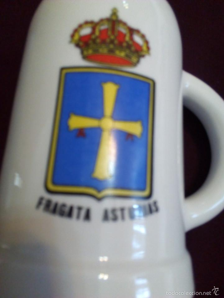 FRAGATA ASTURIAS, ARMADA ESPAÑOLA (Militar - Reproducciones, Réplicas y Objetos Decorativos)