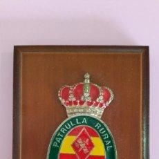 Militaria: METOPA MINIATURA GUARDIA CIVIL. Lote 63922307