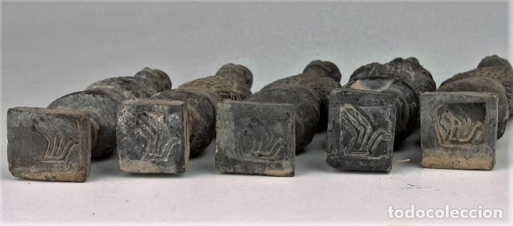 Militaria: 5 guerreros de terracota del emperador Qin Shihuang. Artículo actual. - Foto 4 - 76845533