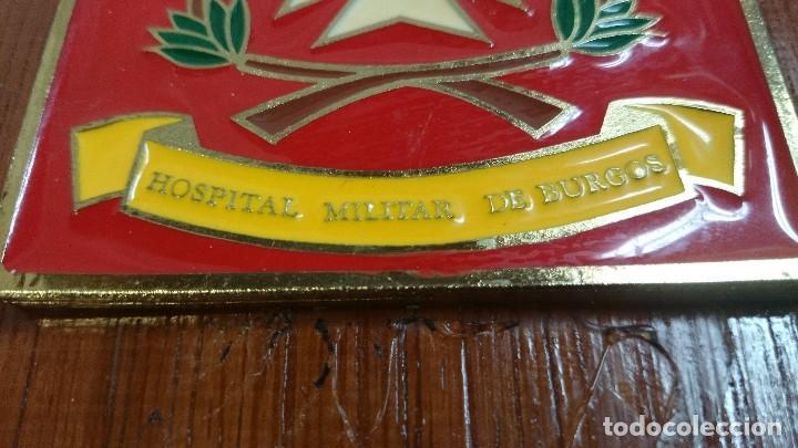 Militaria: METOPA HOSPITAL MILITAR DE BURGOS - Foto 2 - 65670034