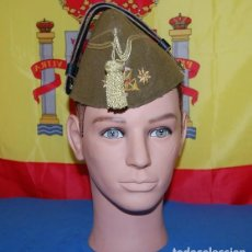 Militaria: CHAPIRI TENIENTE CORONEL DE LA LEGION (REPLICA/COPIA/REPLICA/COPIA). Lote 70121745