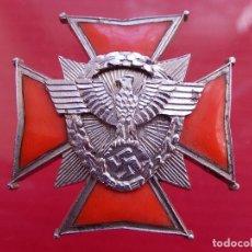 Militaria: ALEMANIA. TERCER REICH. DISTINTIVO POSIBLEMENTE POLICIAL. BUENA COPIA DE LOS AÑOS 60 / 70.. Lote 70145881