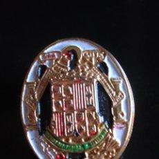 Militaria: ESCUDO DE ESPAÑA FRANQUISTA CON AGUILA DE SAN JUAN.. Lote 71734859