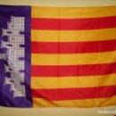 Militaria: BANDERA DE MALLORCA. Lote 75523043