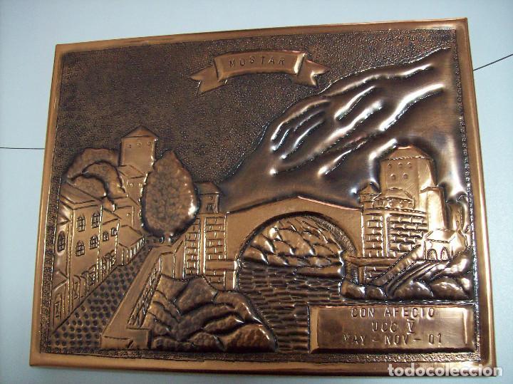 METOPA MOSTAR BOSNIA (Militar - Reproducciones, Réplicas y Objetos Decorativos)
