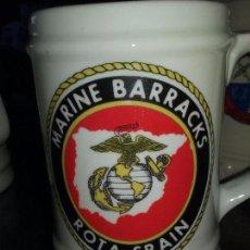 Militaria: USMC. US MARINES. JARRA. Lote 79626101
