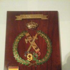 Militaria: METOPA GUARDIA CIVIL. JUEGOS OLIMPICOS BARCELONA - 1992.. Lote 83977868