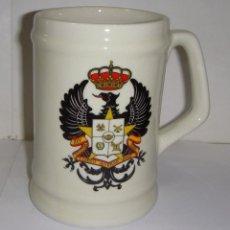 Militaria: JARRA DE COLECCIÓN. CERÁMICA. CURSO INTERAR. MAR. 1984. Lote 85067032