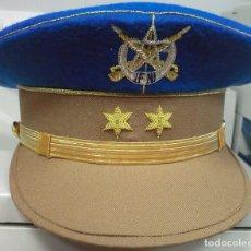 Militaria: GORRA DE PLATO DE TENIENTE DE TIRADORES DE IFNI. Lote 86864228