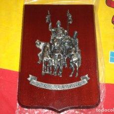Militaria: METOPA DE LA ACADEMIA DE CABALLERIA. Lote 87077092