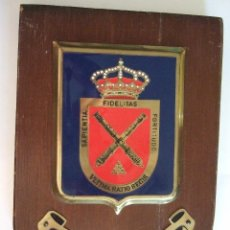 Militaria: METOPA MILITAR - ACADEMIA DE ARTILLERIA - 20X14. Lote 88874124