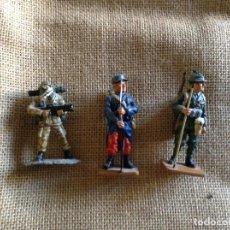 Militaria: FIGURAS DE PLOMO . Lote 90168988