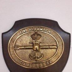 Militaria: METOPA NAVAL. ESTACION NAVAL ALGAMECA - CARTAGENA.. Lote 93881625