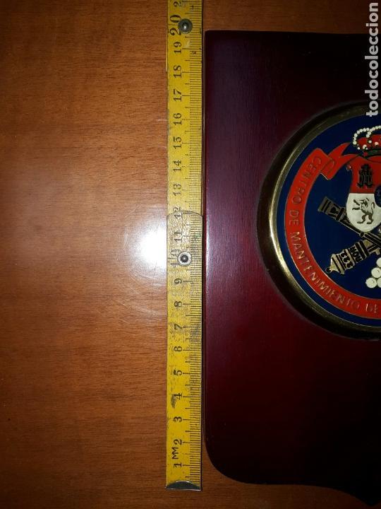 Militaria: Antigua metopa del centro de mantenimiento de sistemas AA costa y misiles - Foto 4 - 93998459