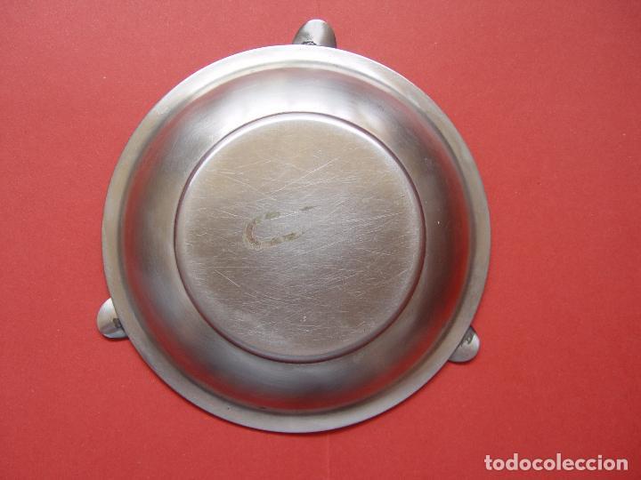 Militaria: Cenicero TERCIO LEGIÓN antiguo metálico (1960's) ¡ORIGINAL! ¡Coleccionista! - Foto 3 - 94064600